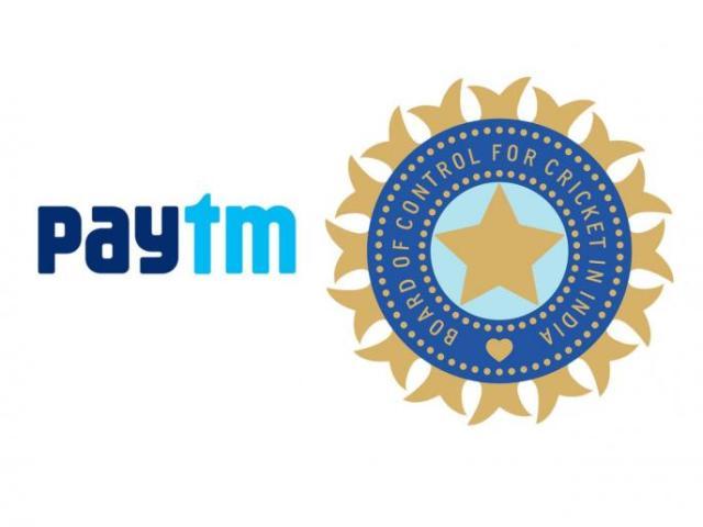 PAYTM फिर 5 साल के लिए बना भारतीय क्रिकेट टीम का स्पॉन्सर, लगाई इतने करोड़ की बोली