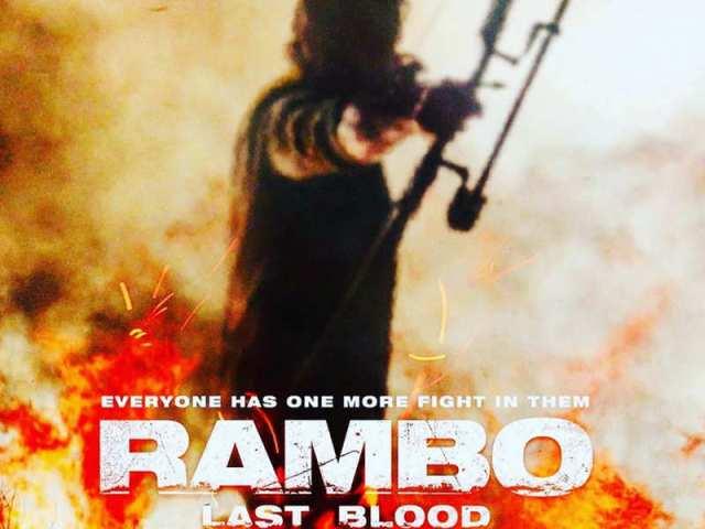 RAMBO-LAST BLOOD का टीजर रिलीज, इस दिन फिल्म देगी बड़े पर्दे पर दस्तक