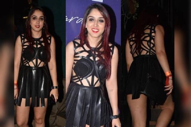 आमिर खान की बेटी एक बार फिर अपनी ड्रेस को लेकर हुई ट्रोल