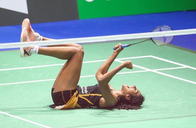 PV Sindhu ने रचा इतिहास,बैडमिंटन वर्ल्ड चैम्पियनशिप जीतने वाली पहली भारतीय