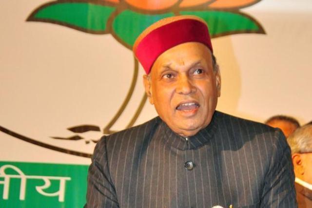 HIMACHAL: पूर्व CM प्रेम कुमार धूमल का बड़ा बयान, कहा जब विधायक अपने वेतन-भत्ते तय करेंगे तो…