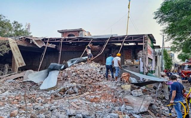बटाला पटाखा फैक्ट्री ब्लास्ट: मामले की न्यायिक जांच करेंगे एडीसी जनरल तजिंदरपाल सिंह संधु