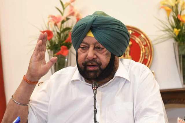 SYL मामले पर CM अमरिंदर सिंह का बड़ा बयान, कहा दोनों राज्य बातचीत से कर लेंगे मामला हल