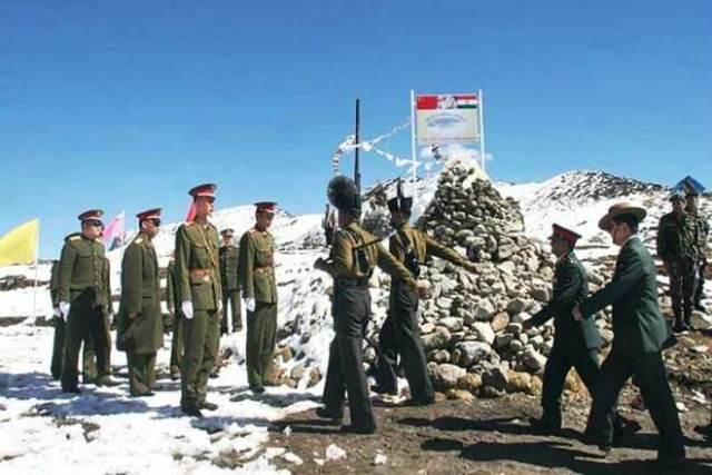 लद्दाख क्षेत्र में भारत-चीन के सैनिकों में कल हुआ टकराव, पेट्रोलिंग को लेकर हुई धक्कामुकी