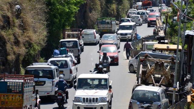 नया मोटर व्हीकल एक्ट हिमाचल में विधानसभा उपचुनाव के बाद होगा लागू