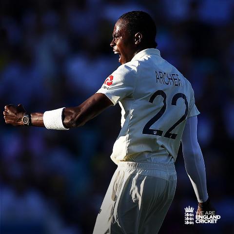 ASHES-2019: Jofra Archer ने 6 विकेट लेकर तोड़ी ऑस्ट्रेलिया की कमर, इंग्लैंड ने ली 69 रन की बढ़त