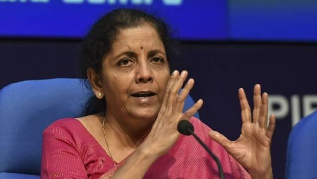 वित्त मंत्री निर्मला सीतारमण ने की प्रेस कॉन्फ्रेंस, कहा सीपीआई कंज्यूमर प्राइस इंडेक्स कंट्रोल में