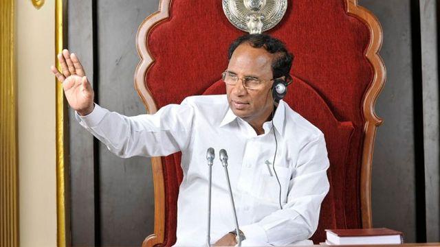 आंध्र प्रदेश के पूर्व विधानसभा अध्यक्ष कोडेला शिवप्रसाद राव ने की आत्महत्या