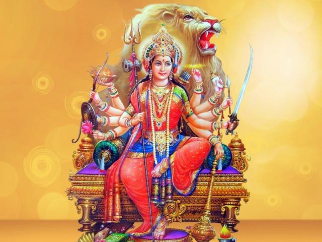 NAVRATRI 2019: नवरात्रि पर्व के तीसरे दिन होती है मां चंद्रघंटा की पूजा, इनकी आराधना होती है फलदायी