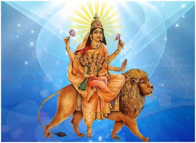 NAVRATRI 2019: नवरात्रि पर्व के चौथे दिन होती है कुष्मांडा देवी की पूजा, उपासना से मिटते है रोग