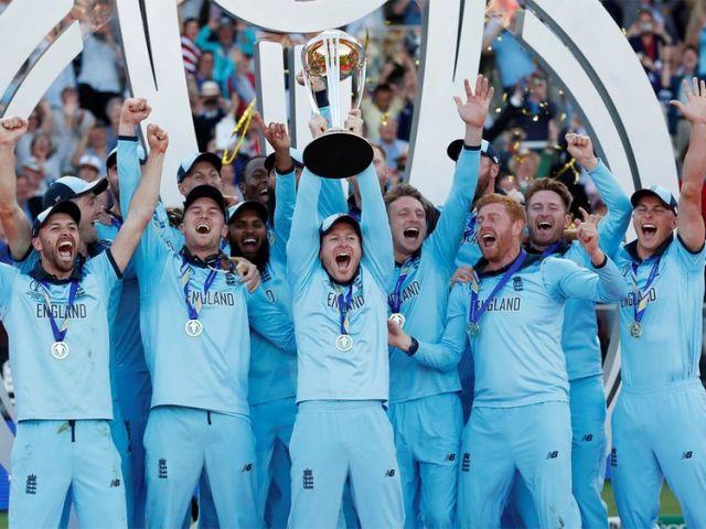 ICC ने बदल डाला वो नियम जिससे इंग्लैंड बना था विश्व विजेता
