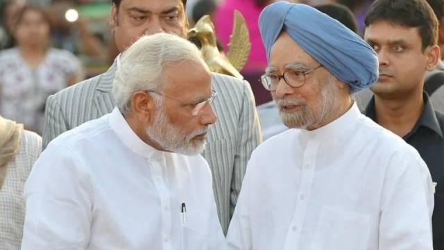 पूर्व पीएम मनमोहन सिंह का अर्थव्यवस्था की बदहाली के लिए मोदी सरकार पर निशाना, कहा सरकार हुई फेल
