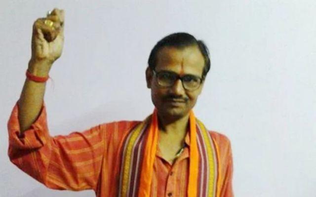 लखनऊ: हिन्दू महासभा के नेता कमलेश तिवारी की गला रेतकर हत्या