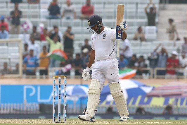 IND VS SA: तीसरे टेस्ट में रोहित शर्मा का शानदार शतक, टॉप ऑर्डर हुआ फेल