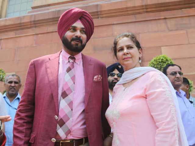 पंजाब: नवजोत कौर सिद्धू ने तोड़ा कांग्रेस से नाता, कहा वो अब एक सामाजिक कार्यकर्ता