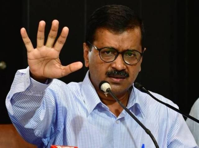 अरविंद केजरीवाल का बीजेपी पर वार, कहा दिल्ली में बीजेपी की नहीं हिंदू-मुस्लिम राजनीति करने की हिम्मत