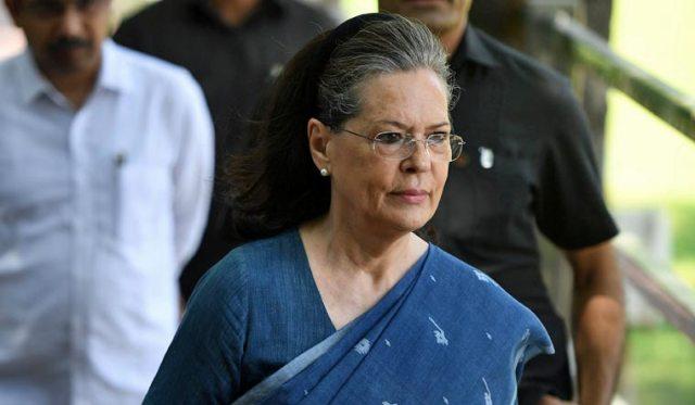 सोनिया गांधी ने की कर्नाटक के पूर्व मंत्री डी.के. शिवकुमार से तिहाड़ जेल में मुलाकात