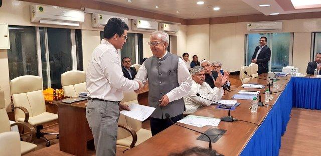 सौरव गांगुली आधिकारिक तौर पर बने BCCI के अध्यक्ष, इतने समय का होगा कार्यकाल