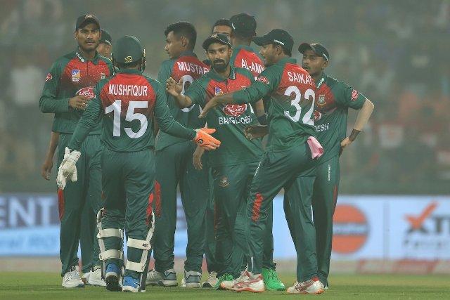 बांग्लादेश ने टी-20 में भारत के खिलाफ दर्ज की पहली जीत, मुश्फिकुर रहीम का नाबाद अर्धशतक