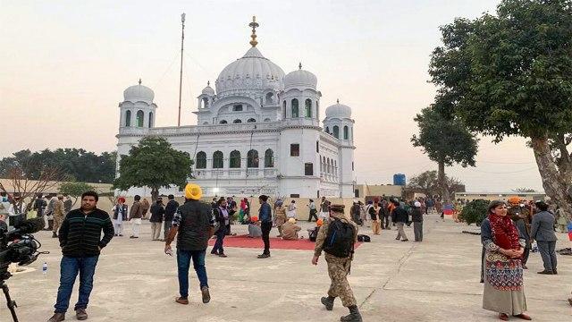 भारत को आतंकी खतरे का अंदेशा, करतारपुर जाने वाले VIP जत्थे को कड़ी सुरक्षा के लिए पाक को कहा