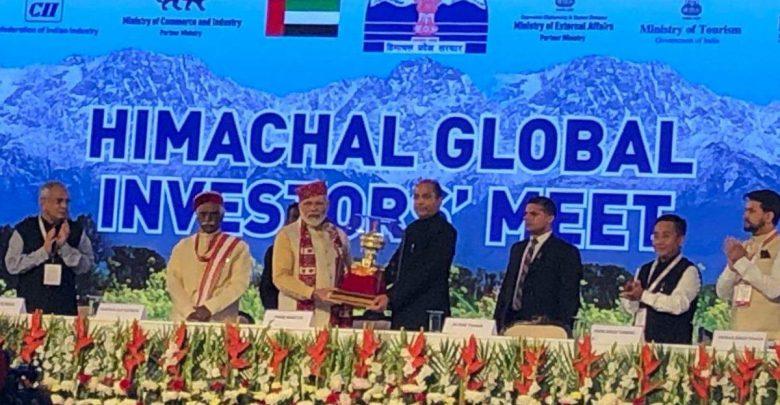 HIMACHAL GLOBAL INVESTORS' MEET का का आगाज़, CM जयराम ने पावर सेक्टर में हिमाचल को बताया अव्वल