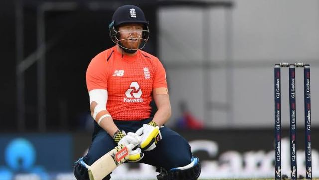 इंग्लैंड के विकेटकीपर-बल्लेबाज Jonny Bairstow को ICC ने लगाई फटकार, मैदान पर की थी ये हरकत