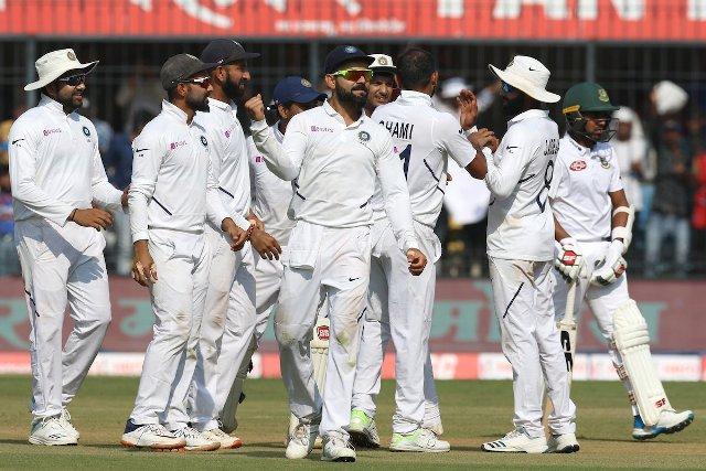 भारतीय गेंदबाजों के कहर के सामने बांग्लादेश ढेर, पहली पारी 150 रन पर सिमटी