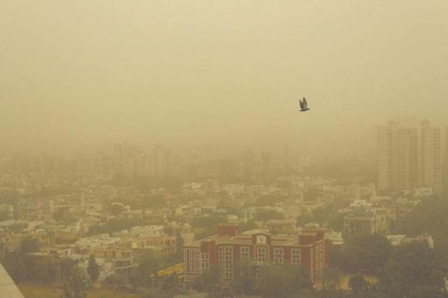 सुप्रीम कोर्ट की केंद्र को सलाह, दिल्ली में एयर प्योरीफाइंग टॉवर लगाने का खाका करें तैयार