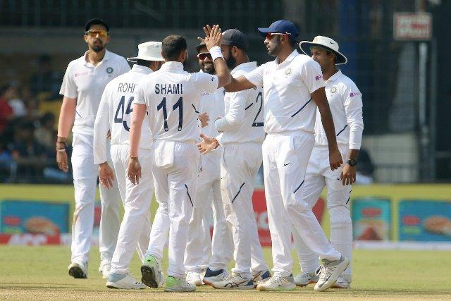 भारत की शानदार जीत, बांग्लादेश को इंदौर टेस्ट में पारी और 130 रन से हराया