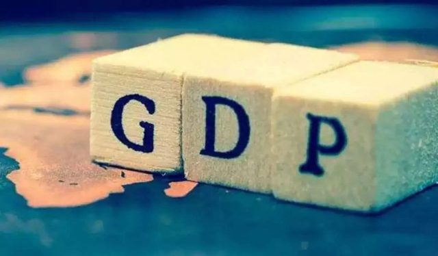 दूसरी तिमाही में 0.5 फीसदी गिरकर GDP हुई 4.5 फीसदी