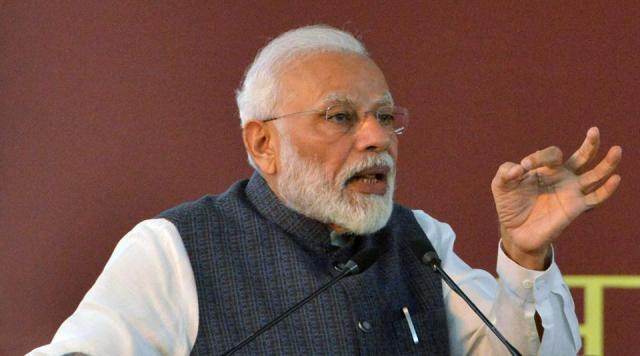 पीएम मोदी ने कहा, हम देश को वादों की राजनीति की बजाए कामकाज की राजनीति की तरफ ले जा रहे