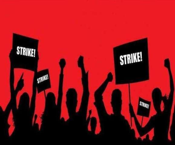 हरियाणा में कर्मचारी अपनी मांगो को लेकर एक बार फिर से हड़ताल, किया ये ऐलान