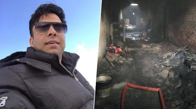 दिल्ली आग हादसा:इमारत के मालिक रेहान और मैनेजर फरकान गिरफ्तार, इन धाराओं के तहत मामला दर्ज