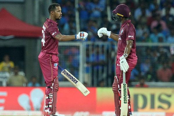 वेस्टइंडीज ने भारत को दूसरे टी20 में 8 विकेट से हराया, सीरीज 1-1 से बराबर
