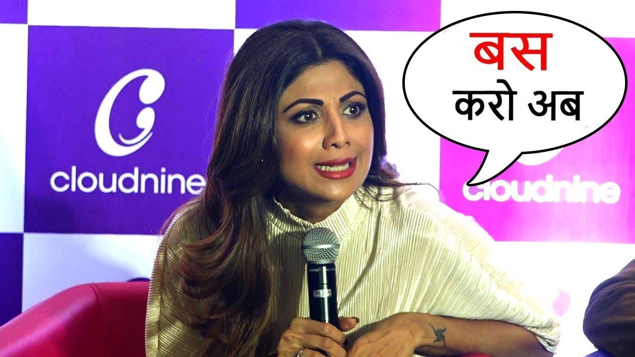 फिटनेस क्वीन Shilpa Shetty का टूटा सब्र का बांध, शेयर की ये पोस्ट