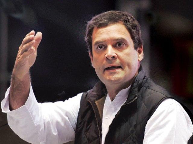 राहुल गांधी ने लोकसभा में पारित नागरिकता संशोधन बिल को बताया संविधान पर हमला