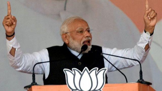पीएम मोदी ने कहा BJP संकल्प लेने के बाद जरूर पूरा करती है, नहीं होगा पूर्वोतर के लोगों के साथ भेदभाव