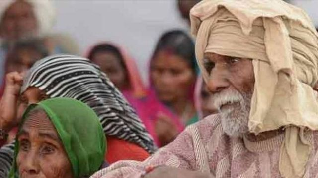 हरियाणा में बुजुर्गों की पेंशन का मामला लटका, अभी भी मिल रही पुरानी पेंशन