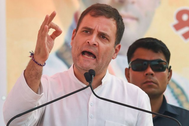 संसद में बवाल के बावजूद राहुल ने दोहराया रेप इन इंडिया, कहा मैं नहीं मांगूंगा माफी