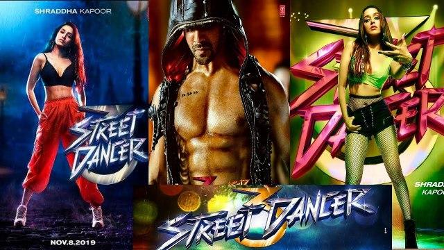 फिल्म स्ट्रीट डांसर 3डी से श्रद्धा कपूर का लुक पोस्टर जारी, इस दिन होगी फिल्म रिलीज