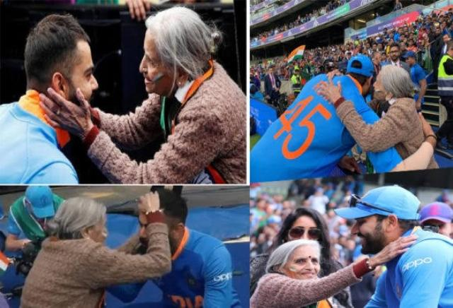 टीम इंडिया की सुपर फैन दादी चारुलता का निधन, BCCI ने जताया दुख
