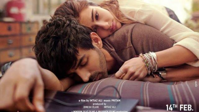 कार्तिक आर्यन और सारा अली खान की इस फिल्म का पोस्टर जारी, वैलेंटाइंस डे पर होगी रिलीज