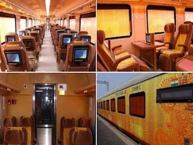 अहमदाबाद-मुंबई तेजस एक्सप्रेस का उद्घाटन आज, 19 जनवरी से कर सकेंगे यात्रा