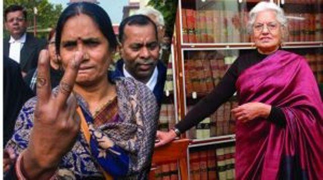 इंदिरा जयसिंह के बयान पर भड़कीं निर्भया की मां, कहा भगवान भी कहे तो माफ नहीं करूंगी