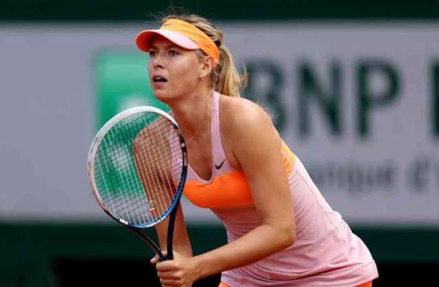 Australian Open: मारिया शारापोवा लगातार तीसरे ग्रैंड स्लैम के पहले ही राउंड में बाहर