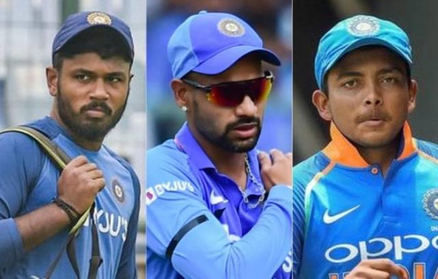 न्यूजीलैंड के खिलाफ वनडे सीरीज के लिए टीम इंडिया का ऐलान, ये 2 हुए बदलाव