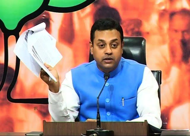 BJP ने कांग्रेस को हिन्दुओं के खिलाफ और असदुद्दीन ओवैसी को जिन्ना बनने की दौड़ में बताया