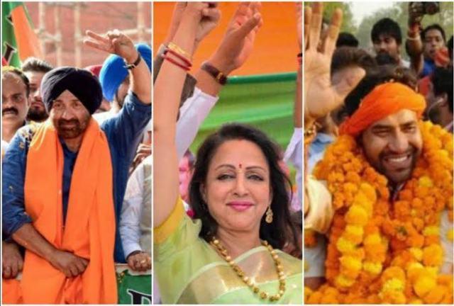 दिल्ली विस चुनाव: बीजेपी ने जारी की स्टार प्रचारकों की लिस्ट, फिल्म स्टार्स का जलवा