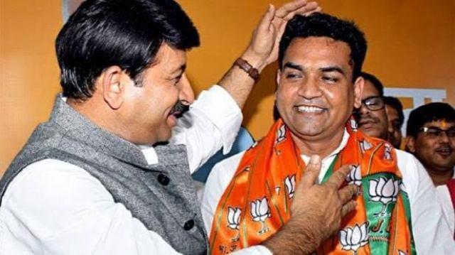 दिल्ली: बीजेपी उम्मीदवार कपिल मिश्रा पर चुनाव आयोग ने 48 घंटे के लिए प्रचार पर लगाया प्रतिबंध
