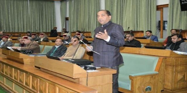 हिमाचल: सीएम जयराम ठाकुर करेंगे 6 मार्च को बजट पेश